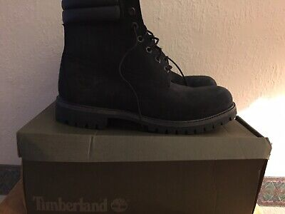 Timberland Classic 6in Double Collar boots Uk9.5 Eu 44 DRK Sapphire RRP £165