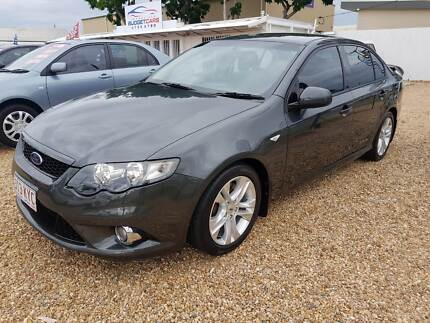 2008 Ford Falcon FG XR6 Sedan Aitkenvale Townsville City Preview