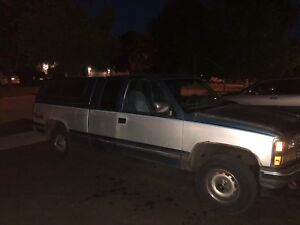 1992 Silverado for sale-Certified-calls only-416-887-4463