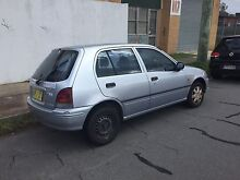 1997 Toyota Starlet - 4 Door Newcastle 2300 Newcastle Area Preview