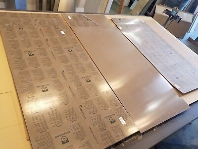 Lot Of 9 24x48 Sheets Of Gravotac Exterior Matte Taupe 31262 18 132