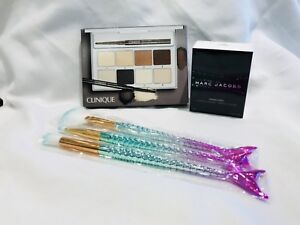 Brand New Makeup Clinique Marc Jacobs Mermaid Brushes