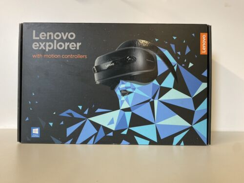 Lenovo Explorer VR Headset with Motion Controllers Brand New Sealed