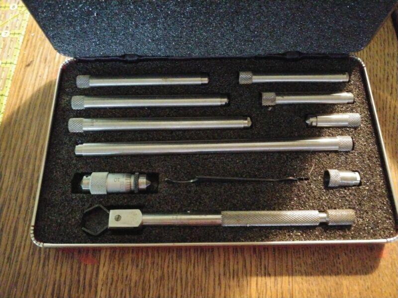 Starrett 823 Inside Tubular Micrometer