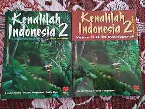 Kenalilah Indonesia 2, third edition work book & textbook Berwick Casey Area Preview