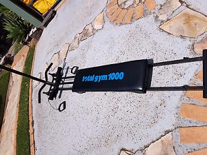 Total Gym 1000 Emerton Blacktown Area Preview