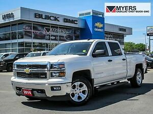 2014 Chevrolet Silverado 1500 2LT,CREW CAB, Z71, LEATHER *LOADED