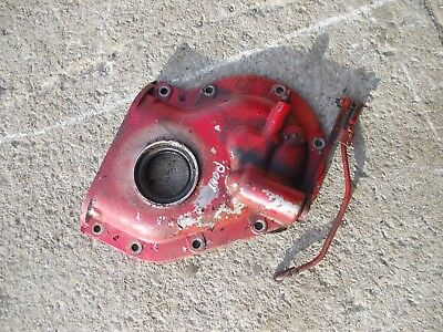 Massey Harris Mh Pony Tractor Front Engine Motor Cover Panel Linkage Rod