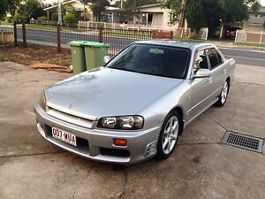 R34 turbo Goodna Ipswich City Preview