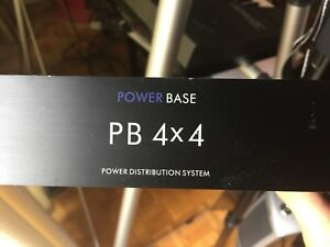 ART Power Conditioner/Surge Protector PB 4x4 (8 outlets)