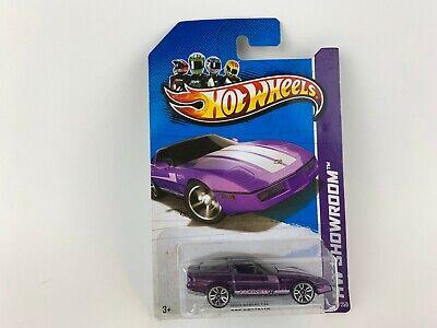 Hot Wheels HW Showroom 80s Corvette Purple New