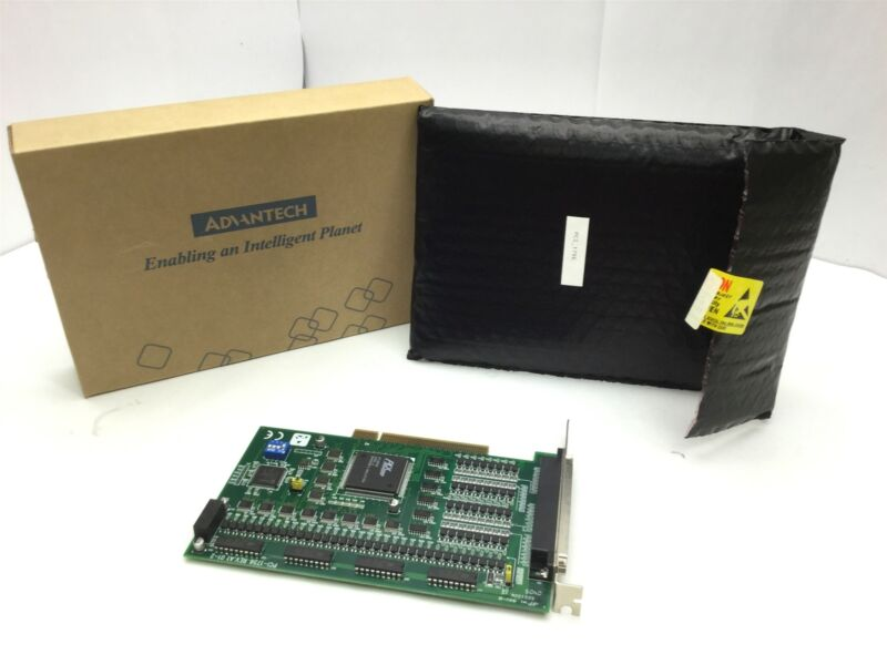 Advantech PCI-1756-AE 64 Channel Isolated Digital Out PCI Card, Output: 5-40VDC
