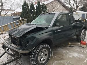 2004 Tacoma parting out