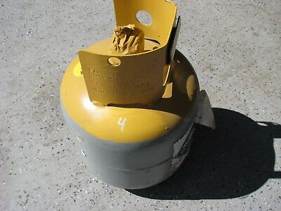 Refrigerant Recovery Tank 400 Psi Rated Test Date Has Expired