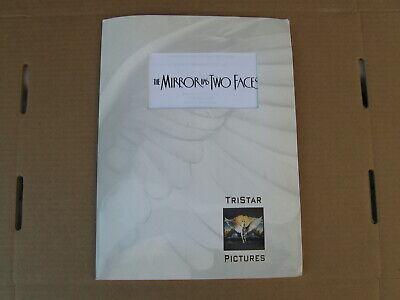 THE MIRROR HAS TWO FACES press kit 1996 - Barbra Streisand, J. Bridges 16
