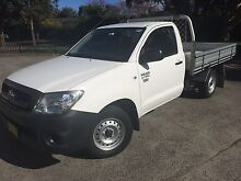 2009 Toyota Hilux Workmate Randwick Eastern Suburbs Preview