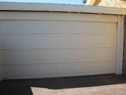 Garage Panel Door Building Materials Gumtree Australia