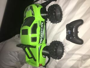 Remote Controlled Ford Raptor RC