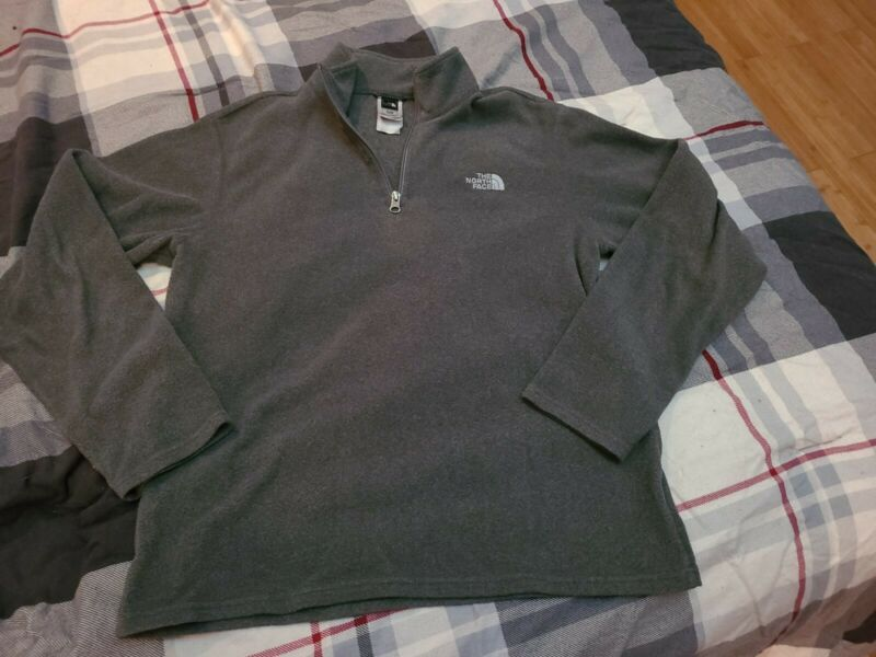 Boys The North Face XL 1/4 zip pullover