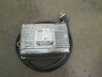Eriez Magnetics 30s Style 26 Hi-vi Vibratory Silo Hopper Conveyor Shaker 115v