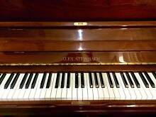 Piano: Alex Steinbach Romance JS121FD Ormeau Gold Coast North Preview