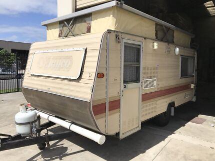 1987 Jayco caravan