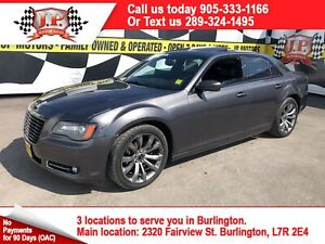 2014 Chrysler 300 S, Auto, Navigation, Leather Panoramic Sunroof