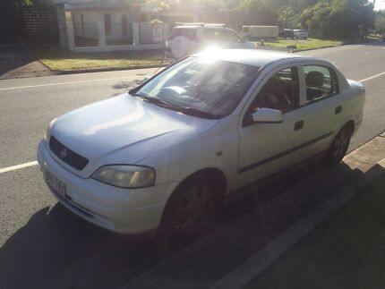 Holden astra 2001 automatic
