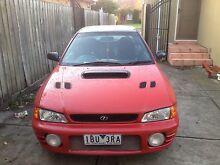 1998 Subaru wrx cheap price Springvale Greater Dandenong Preview