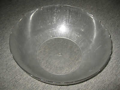 Lot Of 5 Large Plastic Serving Bowls 15 X 5 Prep Bowl Restaurantcatering