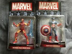 Marvel Infinite Series Collectibles