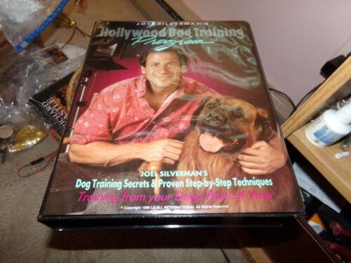 JOEL SILVERMANS HOLLYWOOD DOG TRAINING PROGRAM