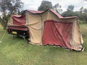 Gic camper trailer 2013