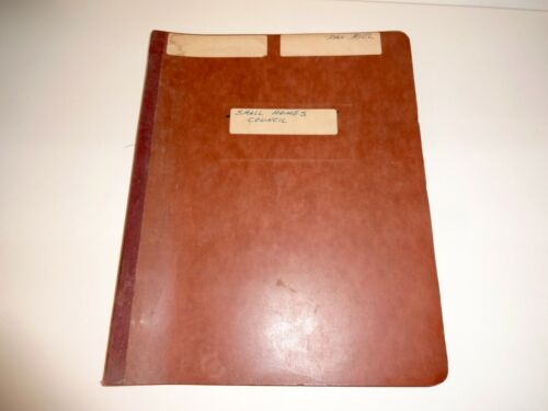 1950s MCM Small Homes Council Specification Const Circular Series Univ. Illinois