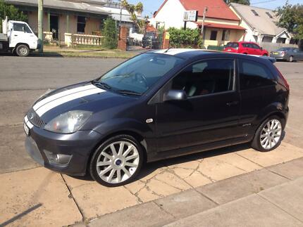 2008 Ford Fiesta XR4 Surry Hills Inner Sydney Preview