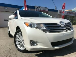 2012 Toyota Venza AWD/LEATHER/PANORAMIC SUNROOF/BLUETOOTH