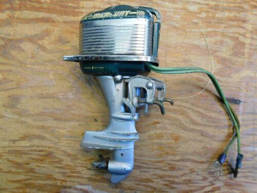 Vintage K&O 1956 Mercury Merc Mark 55 Toy Outboard Boat Motor