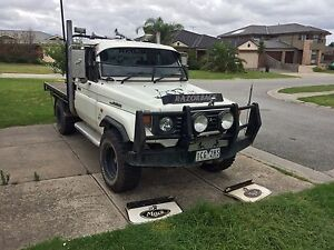 "1994 Toyota LandCruiser Ute ""Mack truck style"" Cranbourne North Casey Area Preview"