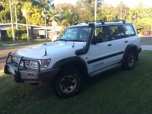 Nissan Patrol Wagon 2001 GU