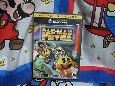 Nintendo GameCube Pac-Man Fever Game
