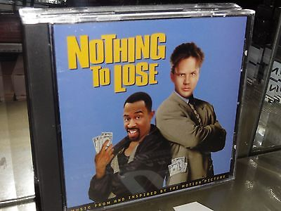 Nothing to Lose  (CD) Motion Picture Soundtrack, Clean Version! BRAND NEW!
