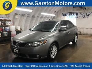 2011 Kia Forte EX*PHONE CONNECT*HEATED FRONT SEATS*KEYLESS ENTRY
