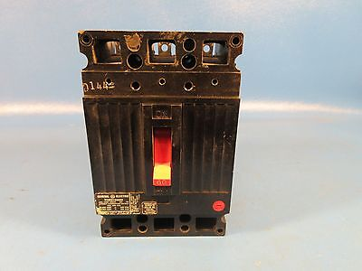 USED GE THED134060 General Electric Circuit Breaker