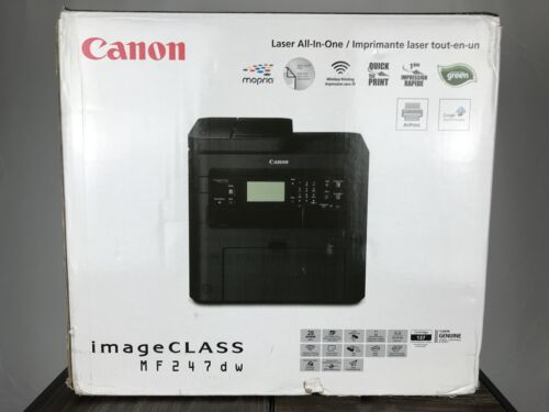 Brand New Canon imageCLASS MF247dw Wireless Laser All-in-One