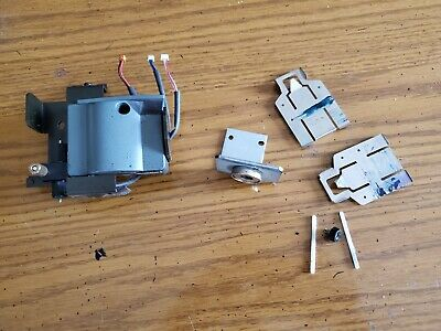Genuine Roland Soljet Pro Ii Sc545-ex Cut Unit With Blade And More