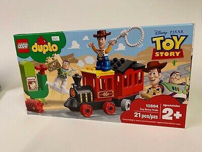 LEGO 10894 Duplo Disney Pixar Toy Story Train - 21 Pieces