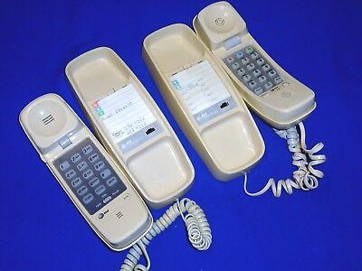 Pair of 2 Vintage AT&T Trimline Phones