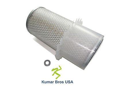 New Kumarbros Usa Outer Air Filter For Bobcat S220 S250 S300 T300 T320 A300 963