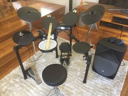 Yamaha dtx532k electronic drum kit percussion drums gumtree roland td 4 electronic drum kit solutioingenieria Images