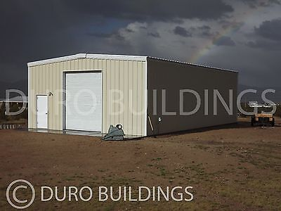 Durobeam Steel 30x48x12 Metal Building Kit Clear Span Garage Diy Workshop Direct